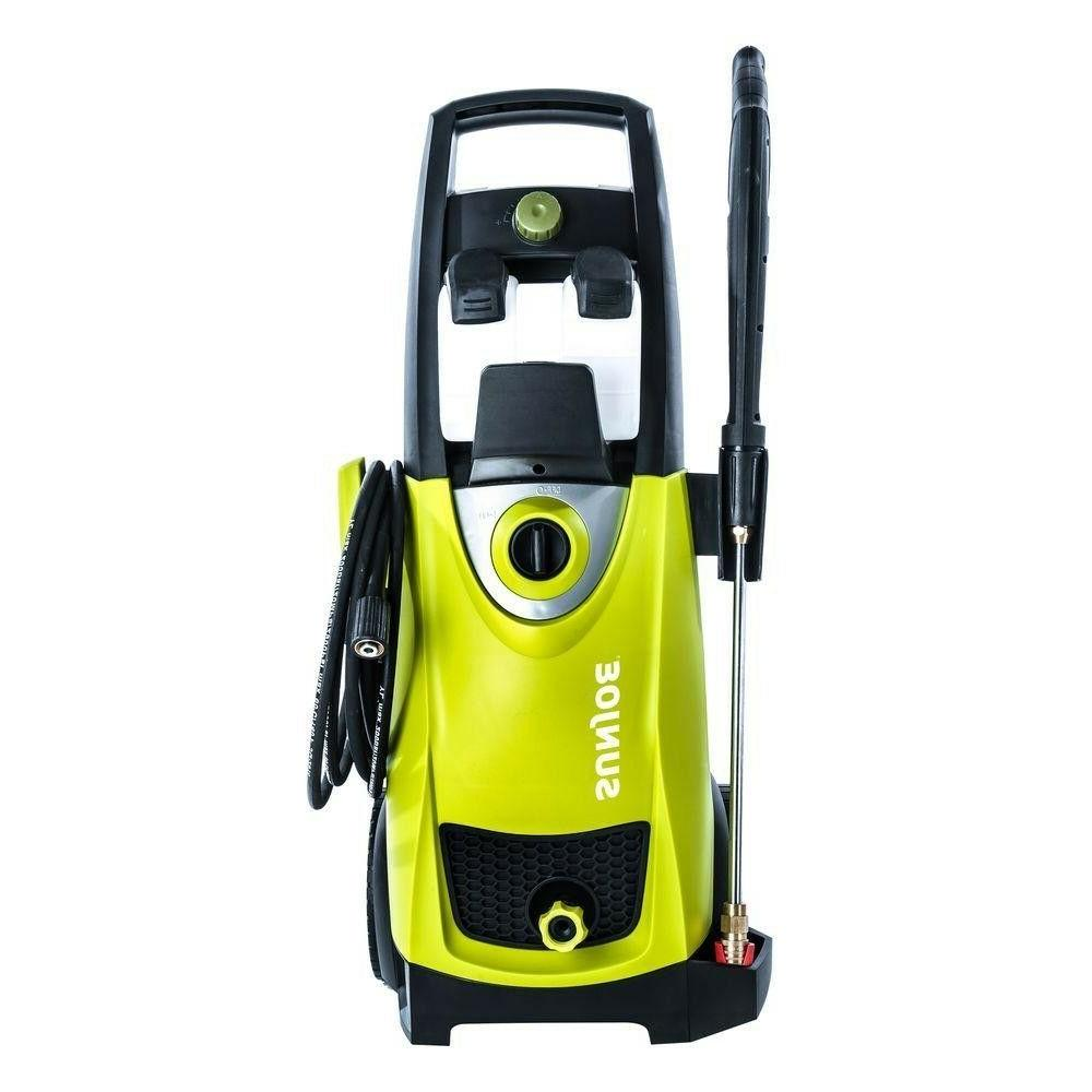 Electric Pressure Washer PSI AMP Watts Cleaning