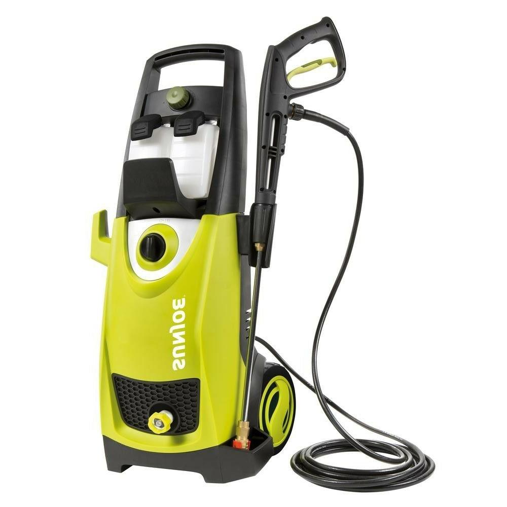 Electric Pressure Washer PSI 14.5 AMP Watts Deck Cleaning