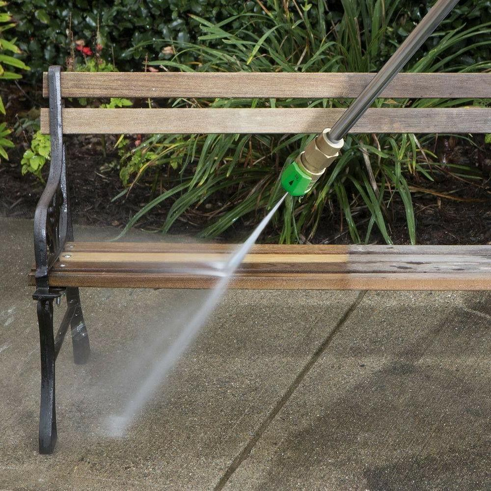 Electric PSI 14.5 Watts Deck Siding Cleaning