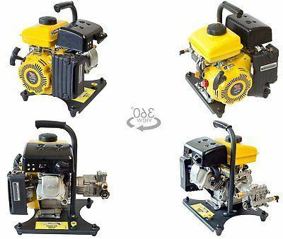 High Pressure Waspper W2100HA GPM