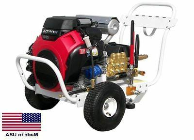 PRESSURE WASHER - Portable - 6 GPM - 7000 PSI - 37 Hp Kohler