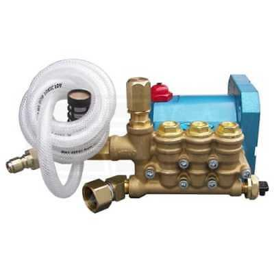 """CAT Pressure Washer Pump 3300PSI, 3/4"""" Hollow Shaft, with Un"""