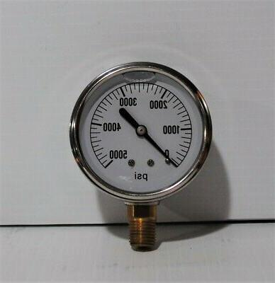 pressure washer gauge 758 974 pressures to