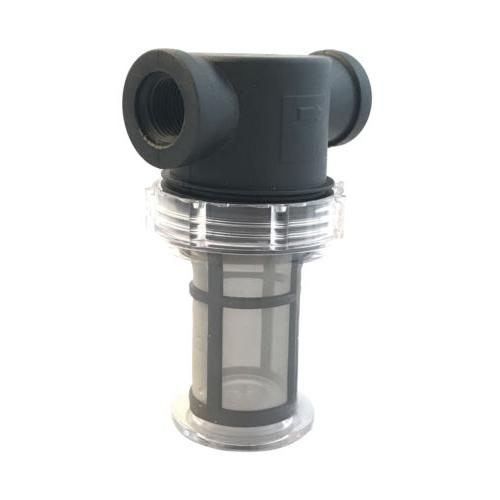 Pressure Washer Inline Water and Sediment Filter