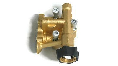 Pressure Washer Water Pump HEAD ASSEMBLY for Himore 30951500