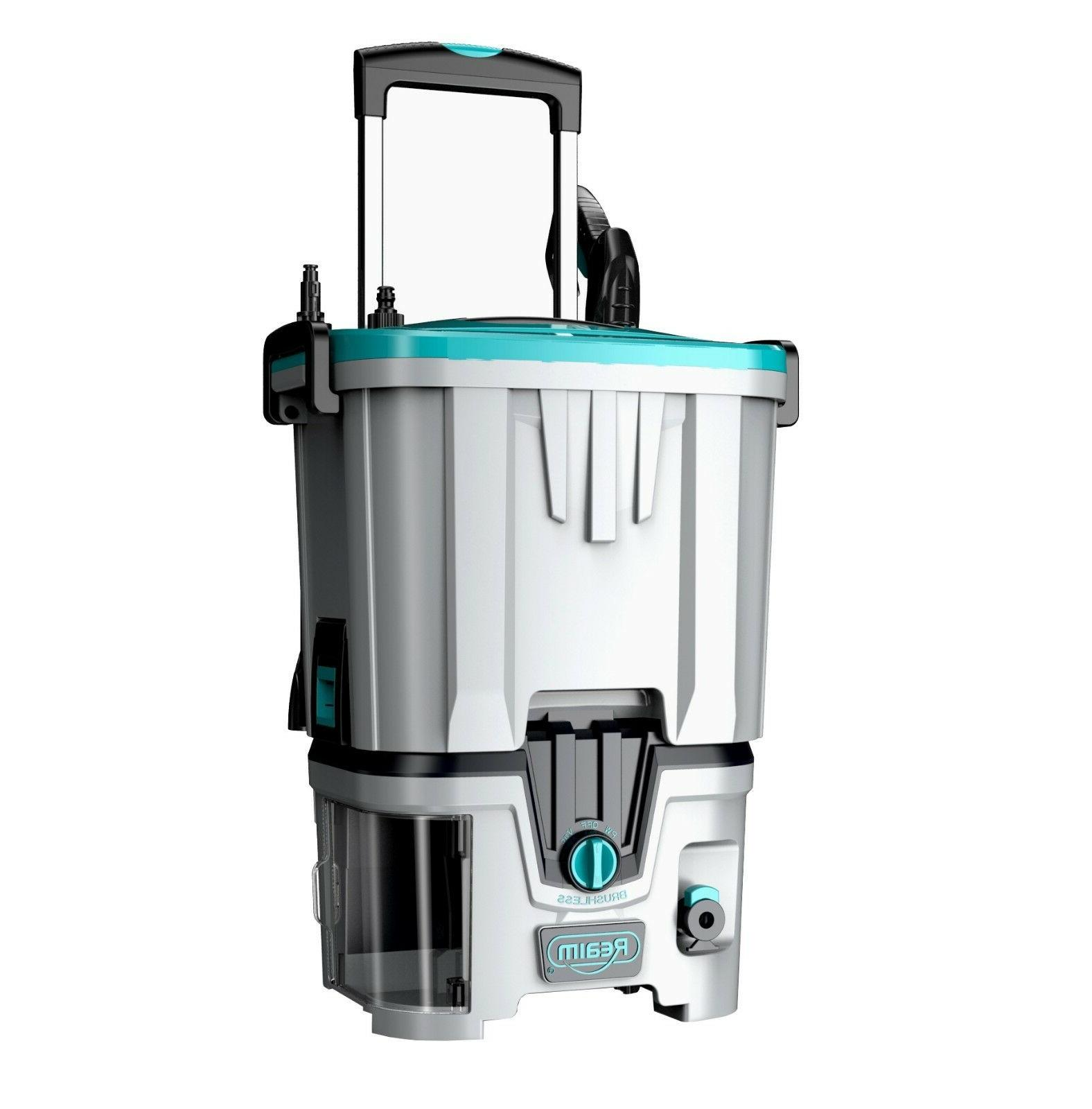Realm 4.0 Ah PSI 1.5 GPM Cordless Washer