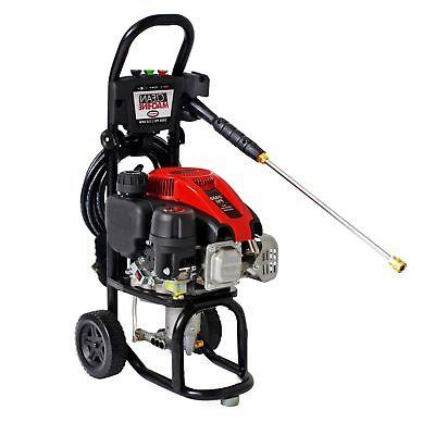 Simpson Clean Gas Powered Pressure Washer with