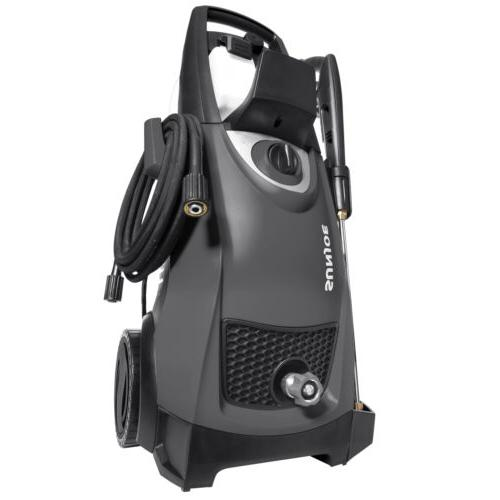 Sun Joe Electric Pressure Washer | 2030 PSI | 1.76 GPM | 14.