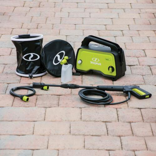 Sun Joe Portable Cordless Pressure Washer 2.0-Ah |