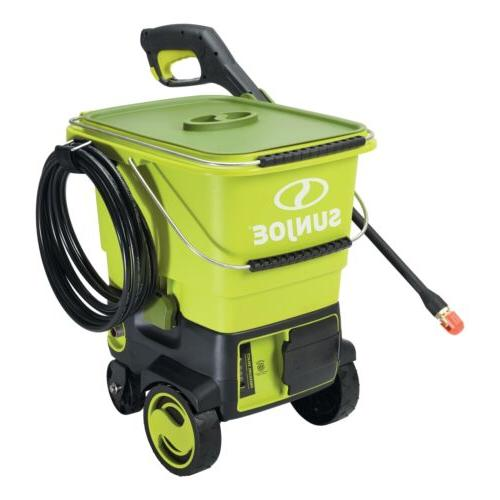 Sun Joe SPX6001C-XR 1160 PSI 40V 5.0 Ah Cordless Pressure Wa