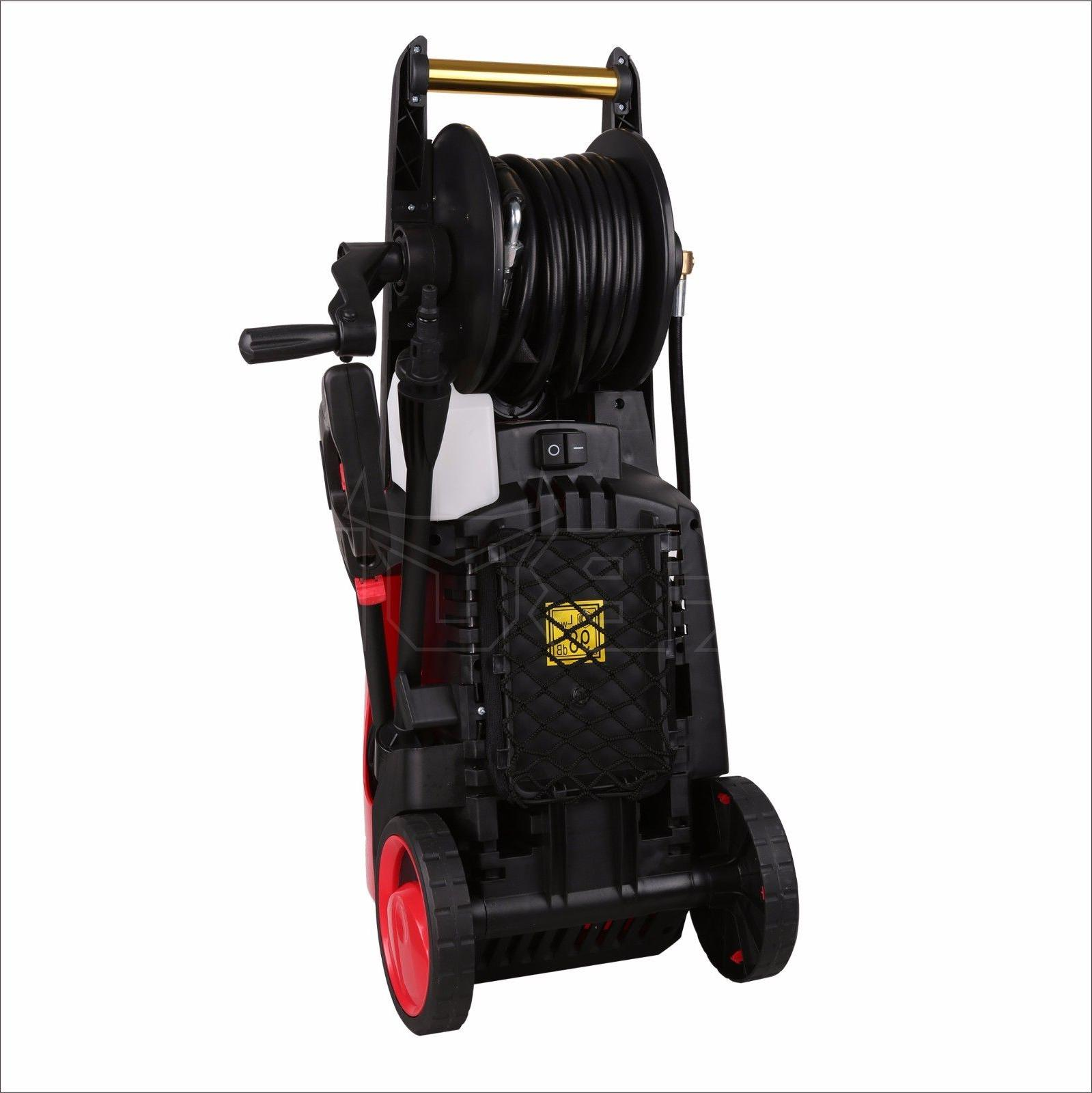 X-BULL Electric Washer Pressure Washer 3000 2000W 1.6 Washer