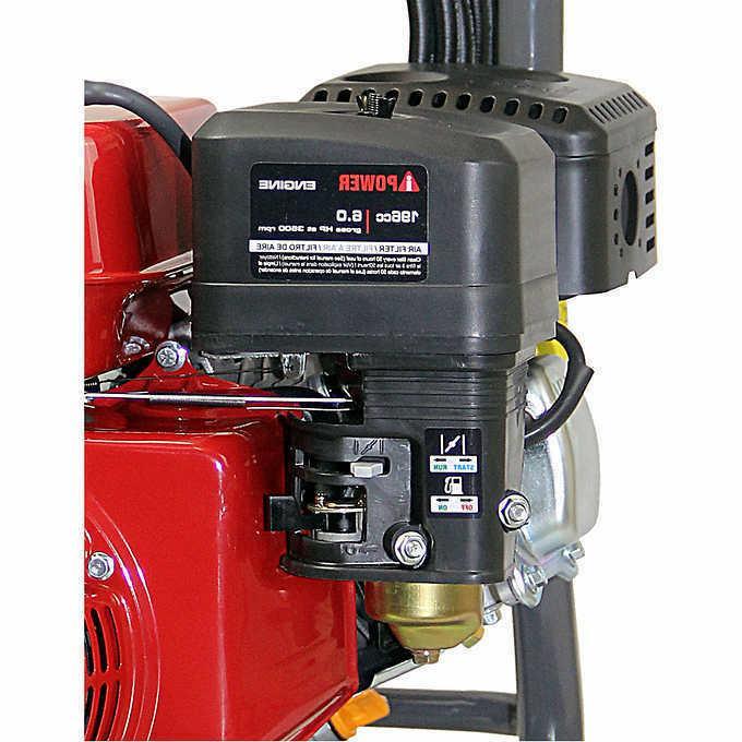 A-iPower 2700 PSI 2.3 Gas APW2700 Warranty