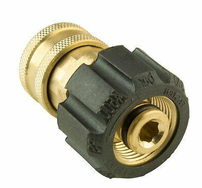 brass twist quick connect socket
