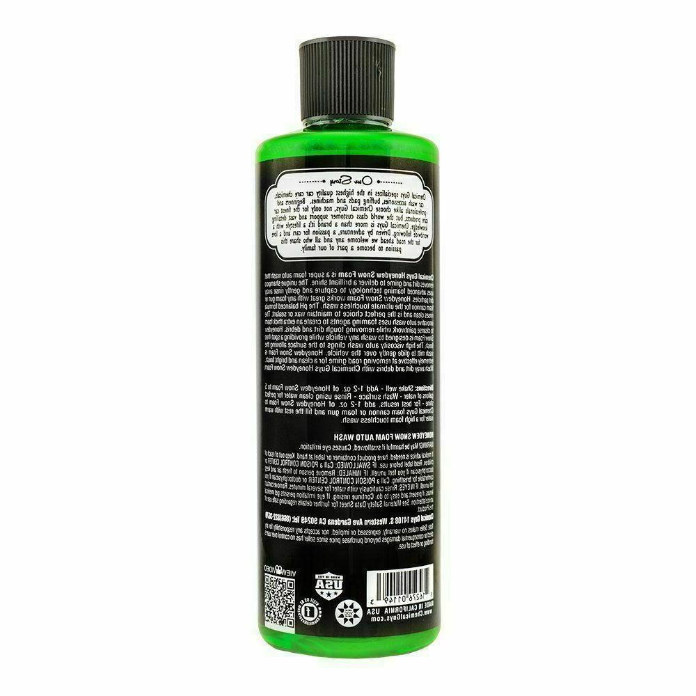 Car Snow Shampoo Pressure Gun Soap 16 oz