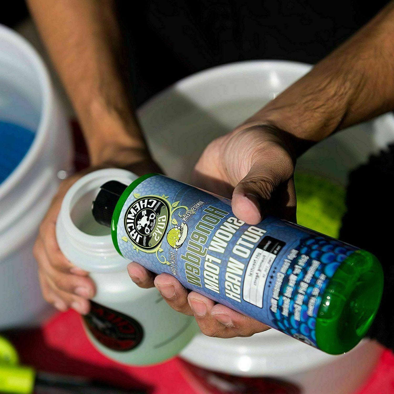 Car Shampoo Washer Gun Cleanser 16