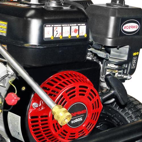 Simpson Clean 3400 Pressure