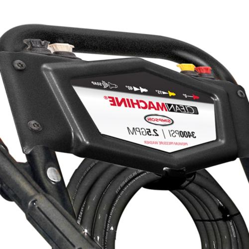 Simpson Clean CM61083 3400 Pressure