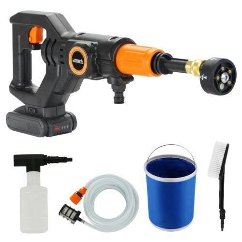 cordless pressure washer power cleaner 320psi w