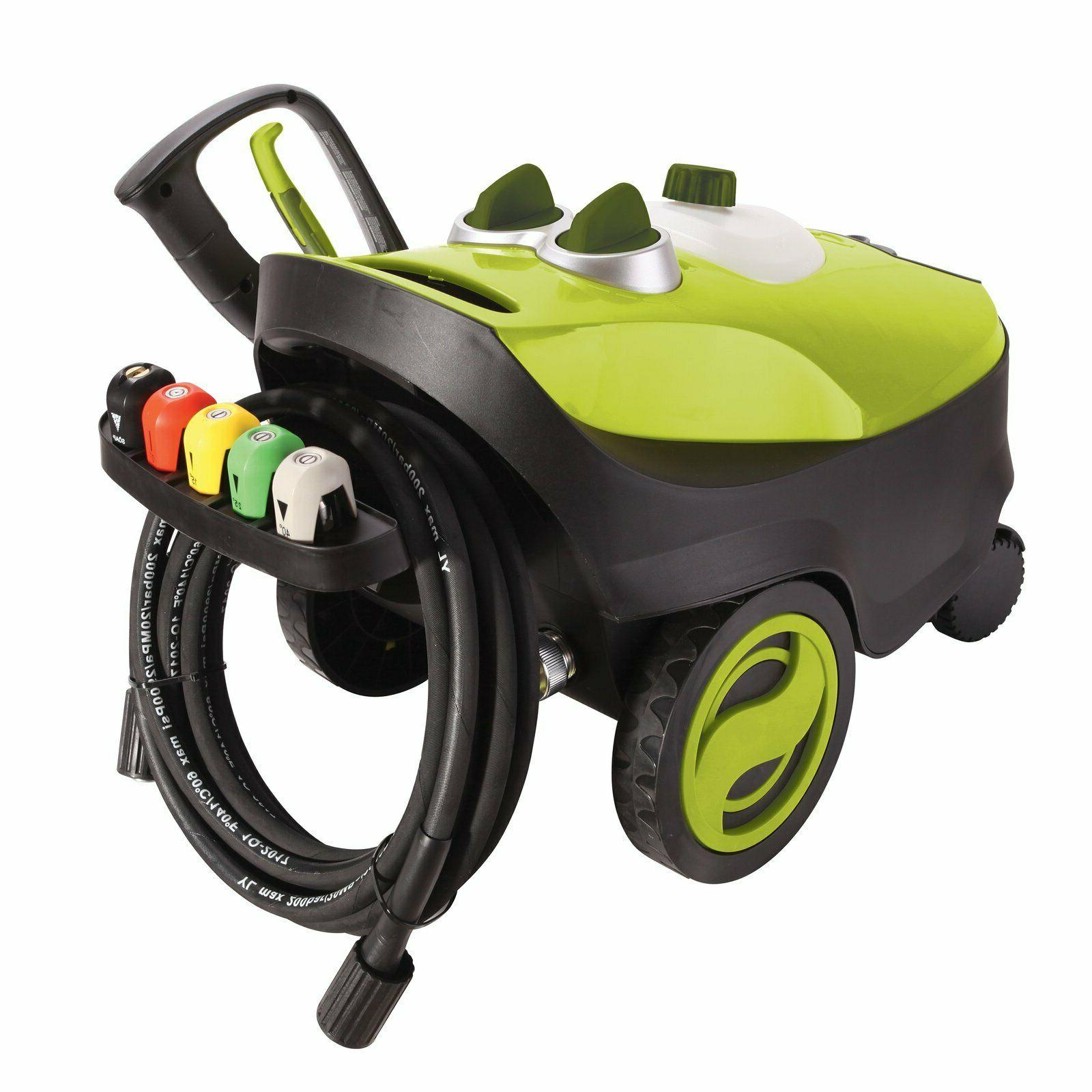 Compact Electric Pressure Washer Deck Patio Garage