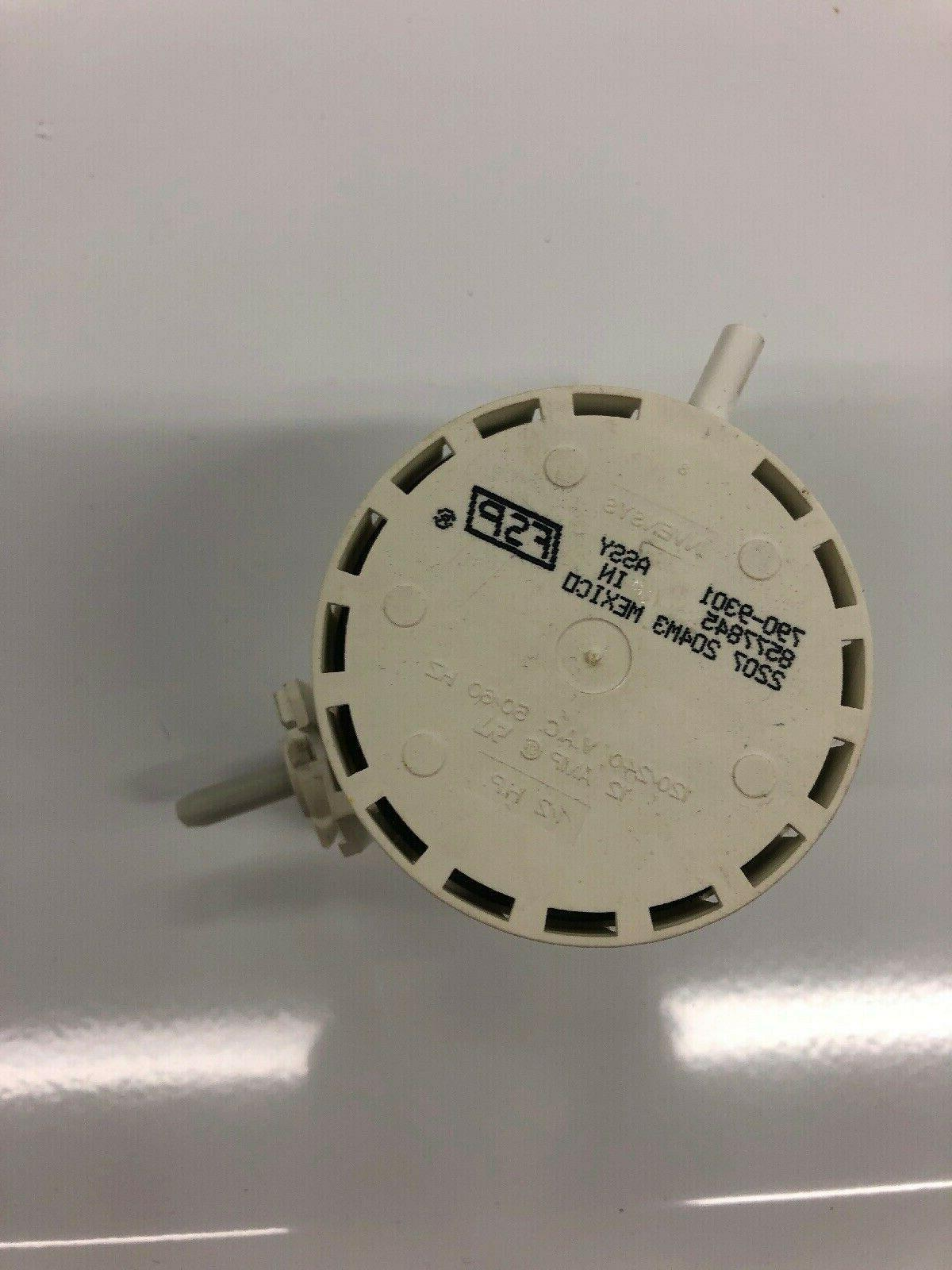 DELIVERY 2-3 DAYS-W10337781 Whirlpool Washer Pressure Switch W10337781