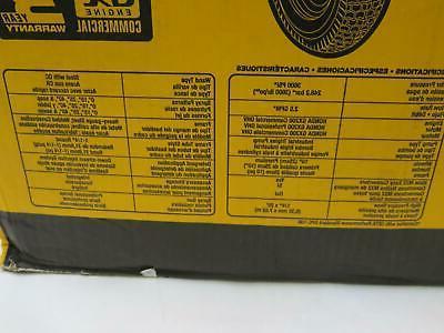 Dewalt 3600 PSI 2.5 Washer