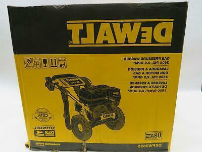 dxpw3625 3600 psi 2 5 gpm gas