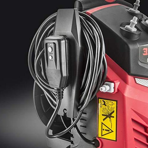 Powerhouse International Electric High Power- Pressure - 3000 PSI GPM - Cleaner Hose Spray Gun