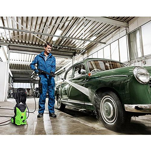 Flagup Pressure High Pressure Washer, Professional Machine with Nozzles, GPM