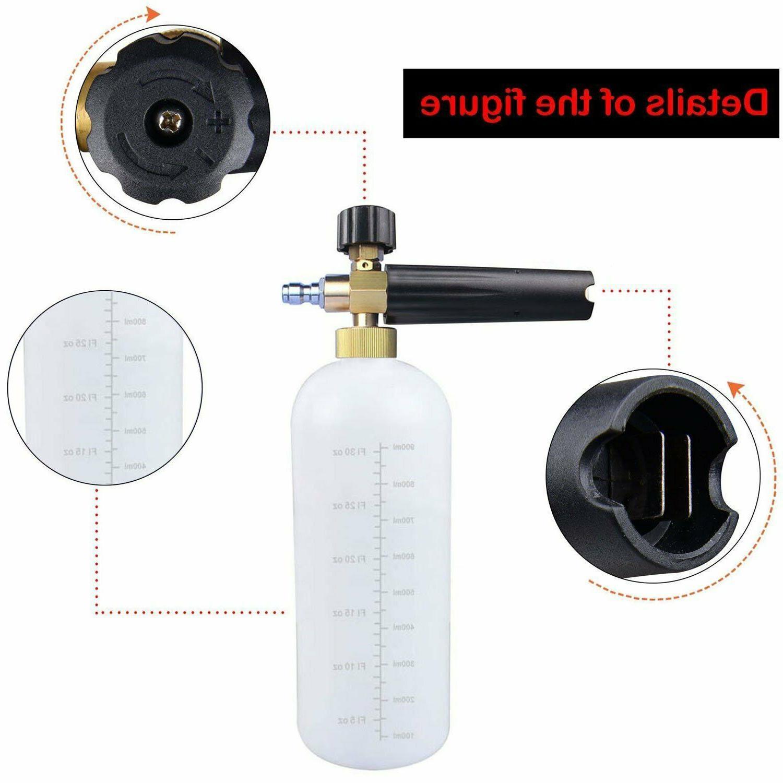Foam For Washer Jet Spray
