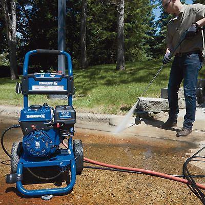 Powerhorse Gas Pressure - PSI EPA and Compliant