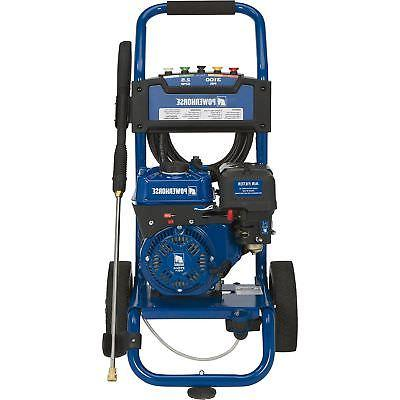 Powerhorse Gas Pressure Washer 3100 PSI EPA and Compliant