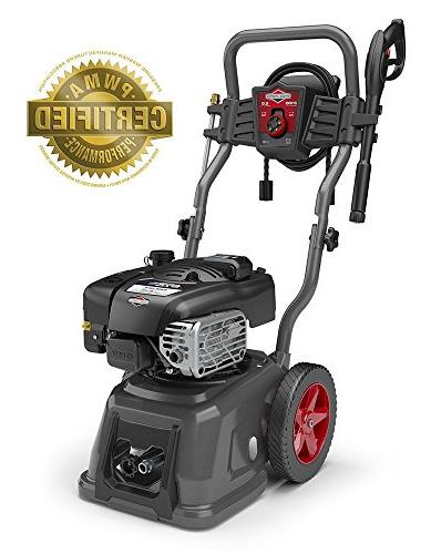 gas pressure washer 2 5