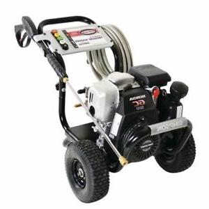 gas pressure washer 3100 psi at 2