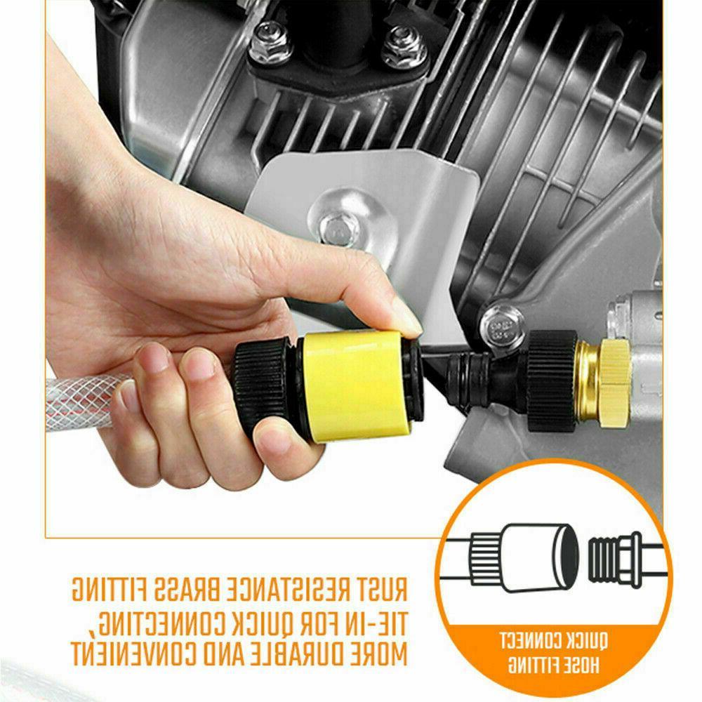 ETOSHA Gas 4800PSI with Spray 4-Stroke