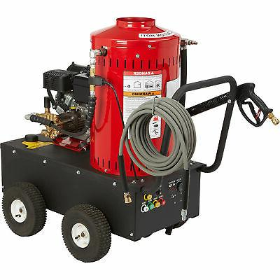 NorthStar & Hot Water Washer PSI, 2.5 GPM