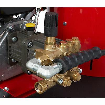 NorthStar Gas Wet Steam & Pressure Washer PSI, GPM