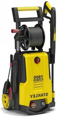 HIGH POWER PRESSURE WASHER ELECTRIC ADJUSTABLE  STANLEY 1900