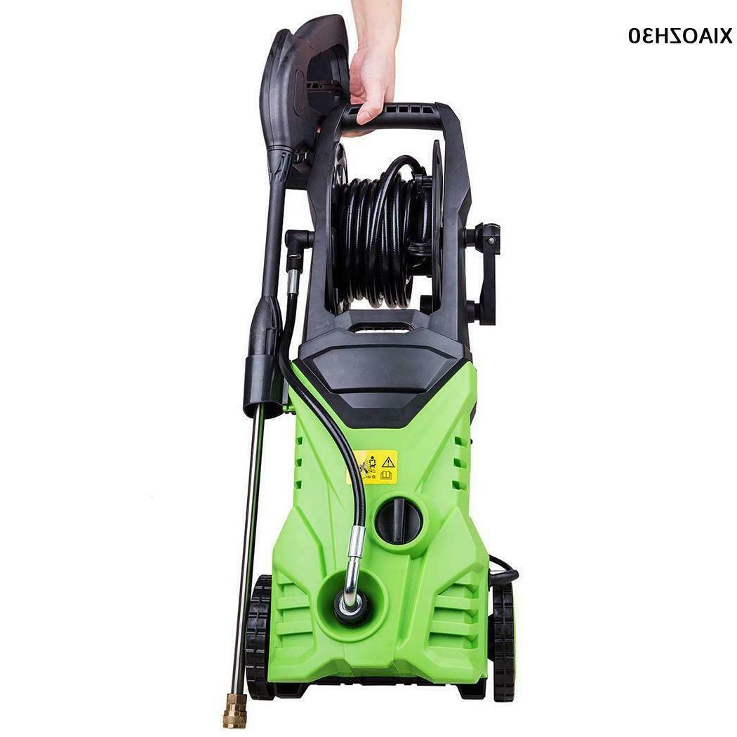 High Pressure Washer 1800W GPM Machine