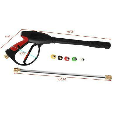 High Car Washer Gun Set