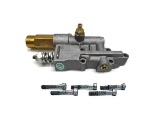 Himore / Homelite Complete Outlet Manifold for Pressure Wash
