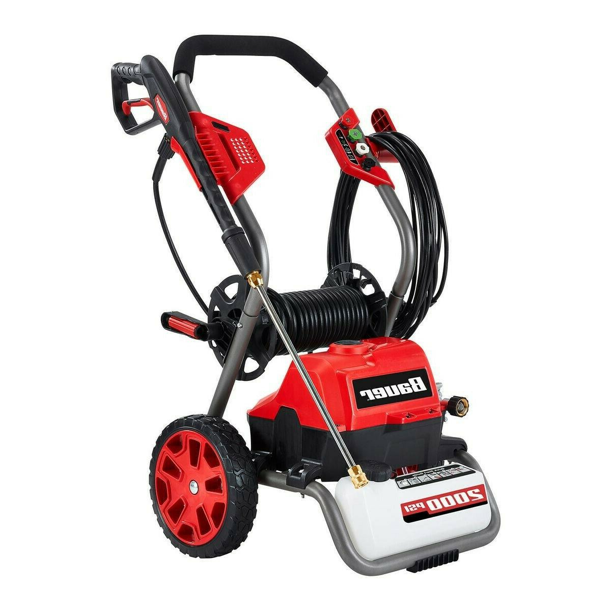 k5 electric pressure power washer