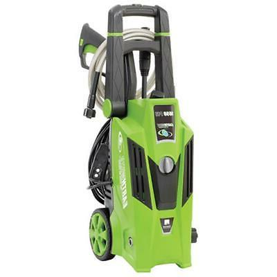 Earthwise PW16503 1650 PSI 1.4 GPM Electric Pressure Washer