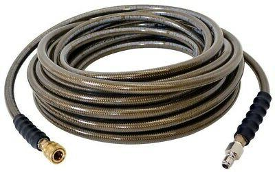Simpson MH10038QC 3/8-in x 100-ft 4,500 PSI Extension/Replac