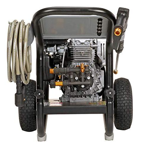 Simpson 3200 GPM Gas GC190 OEM Cam Pump, black
