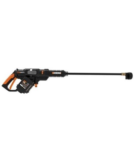 new wg644 wx 40v hydroshot 2x20v li
