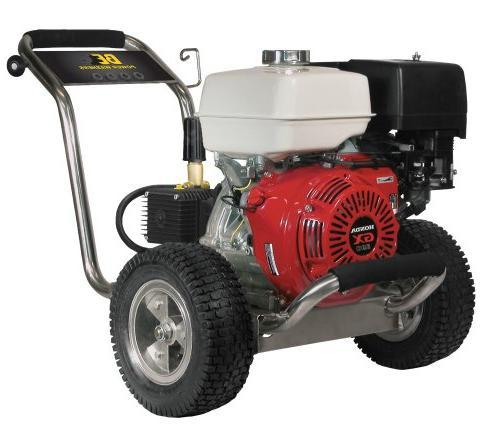 pe 4013hwpscomz gas powered washer