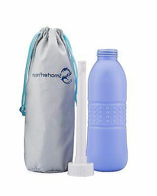 SmarterFresh Peri Bottle, Personal Hygiene Refresher Portabl