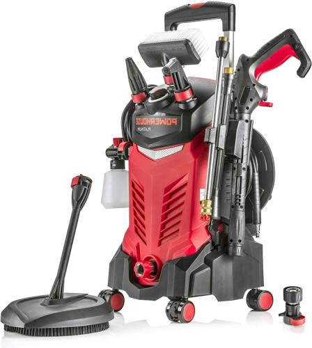 Platinum Electric Pressure Washer with M22 14mm Hose Adaptor