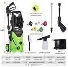 portable 3000psi jet electric pressure washer heavy
