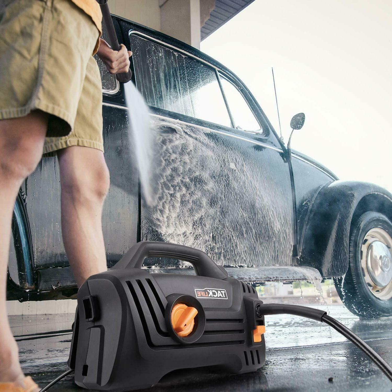 Pressure Washer, Efficiency 1600 1400W Electric Power Washer,
